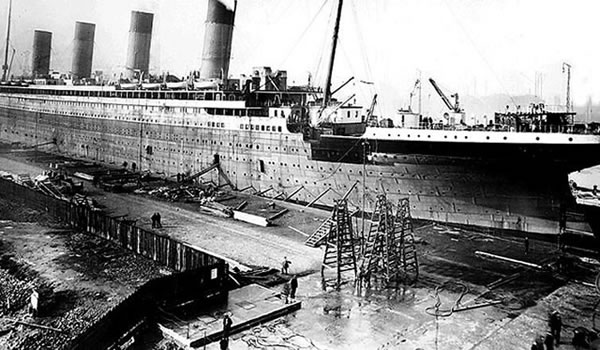 Fotos construccion Titanic (17)