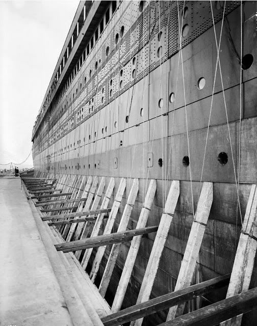 Fotos construccion Titanic (16)