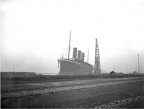 Fotos construccion Titanic (22)