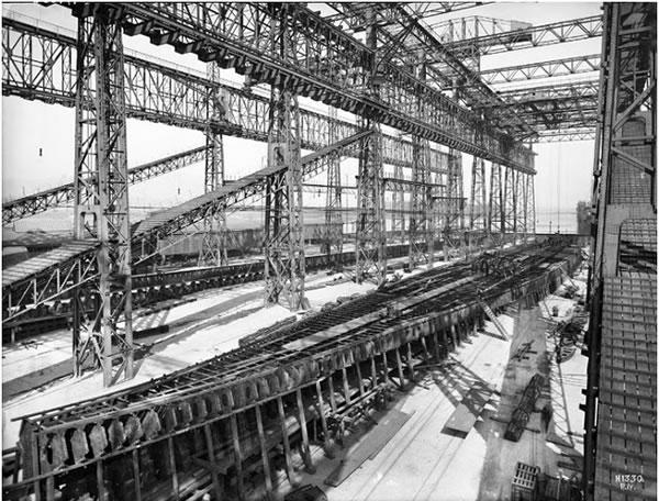 Fotos construccion Titanic (25)