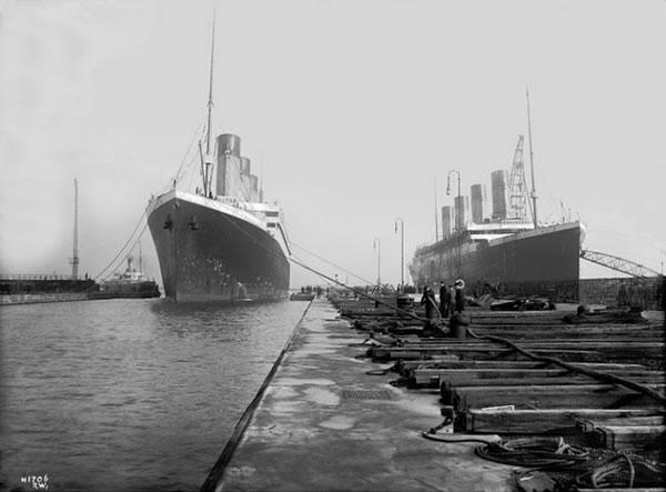 Fotos construccion Titanic (30)