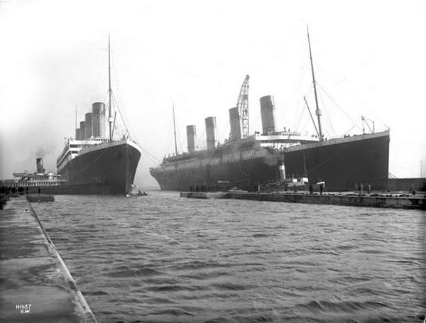 Fotos construccion Titanic (29)