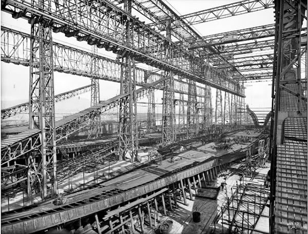 Fotos construccion Titanic (34)