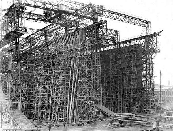 Fotos construccion Titanic (33)