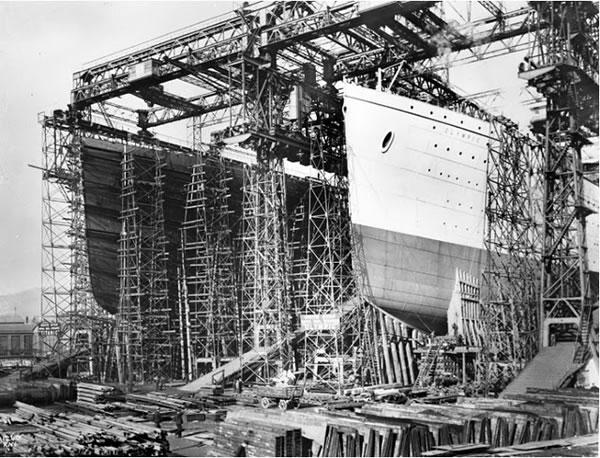 Fotos construccion Titanic (36)