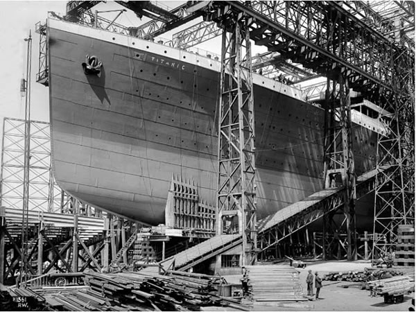 Fotos construccion Titanic (35)