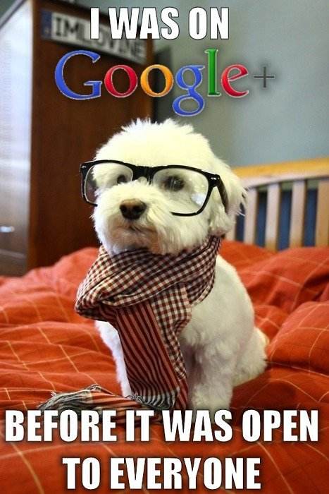 invitaciones google +