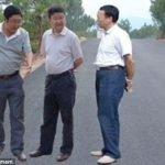 Funcionarios chinos y el Photoshop – [FAIL!!]