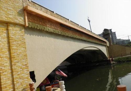 Puente de espuma Melaka (4)