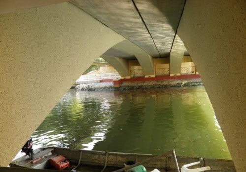 Puente de espuma Melaka (8)