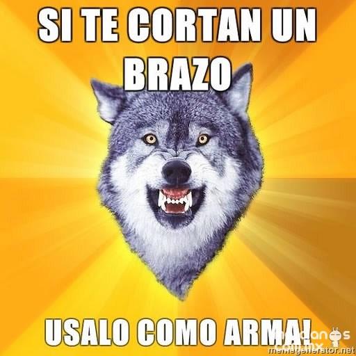Consejos de Courage Wolf (3)