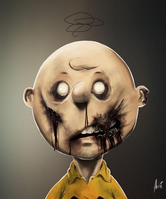 dibujos zombis (3)