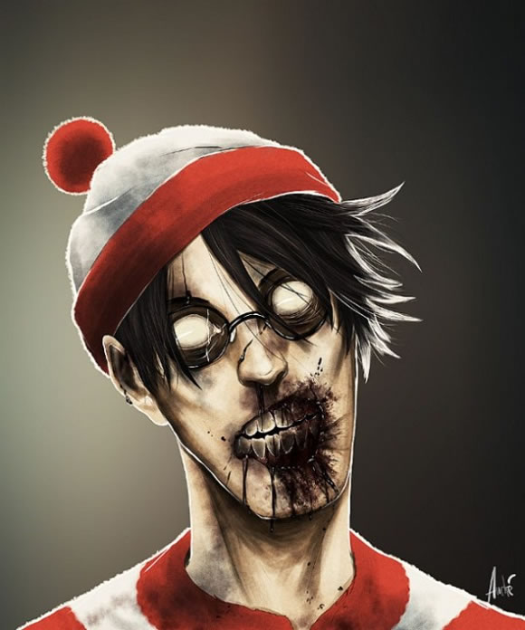 dibujos zombis (1)