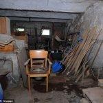 El sótano del terror donde dos hermanas fueron violadas durante 41 años