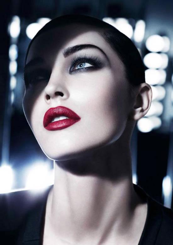 Megan Fox para Giorgio Armani (1)