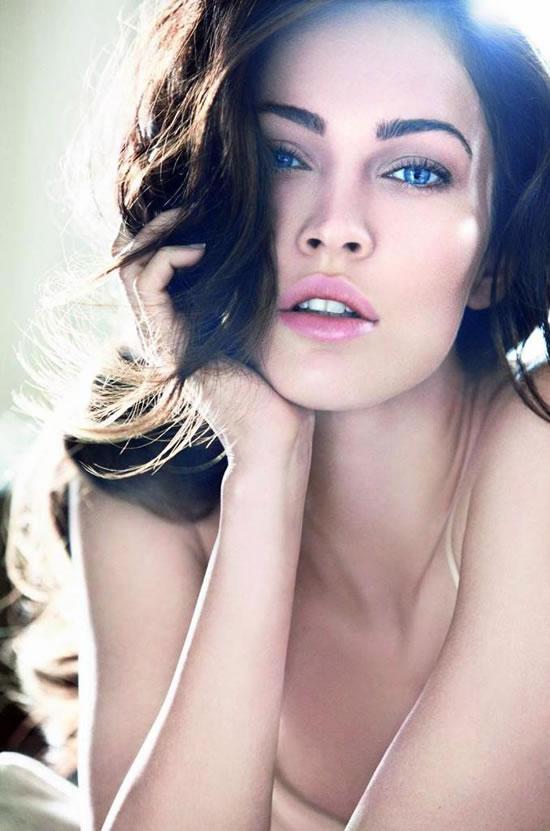 Megan Fox para Giorgio Armani (2)