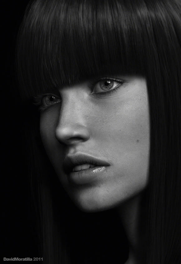 Retratos + Arte digital David Moratilla (3)