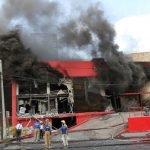 Carta de un testigo del atentado en Casino Royale, Monterrey