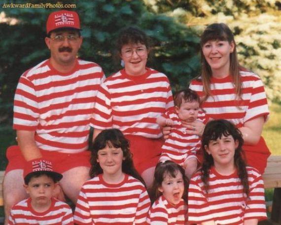 ===Familias peculiares...=== Fotos-en-familia_40