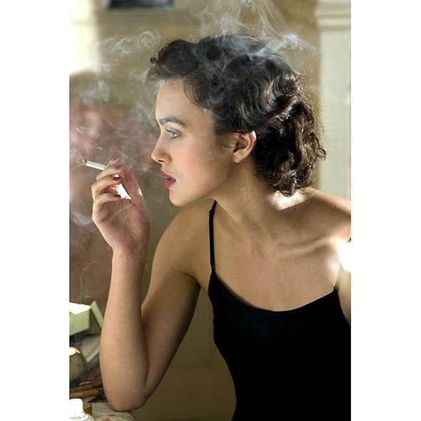 Fumadores famosos en las películas (8)