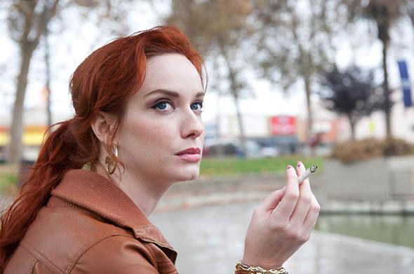 Fumadores famosos en las películas (7)