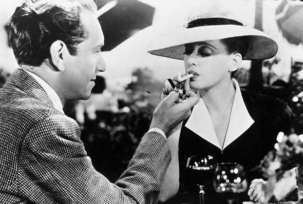 Fumadores famosos en las películas (10)