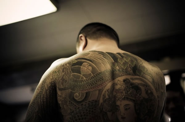 Los Yakuza por Aston Kusters (14)