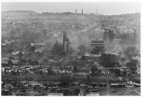 Desastre de Bhopal