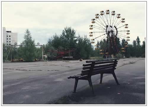 Accidente Chernobyl