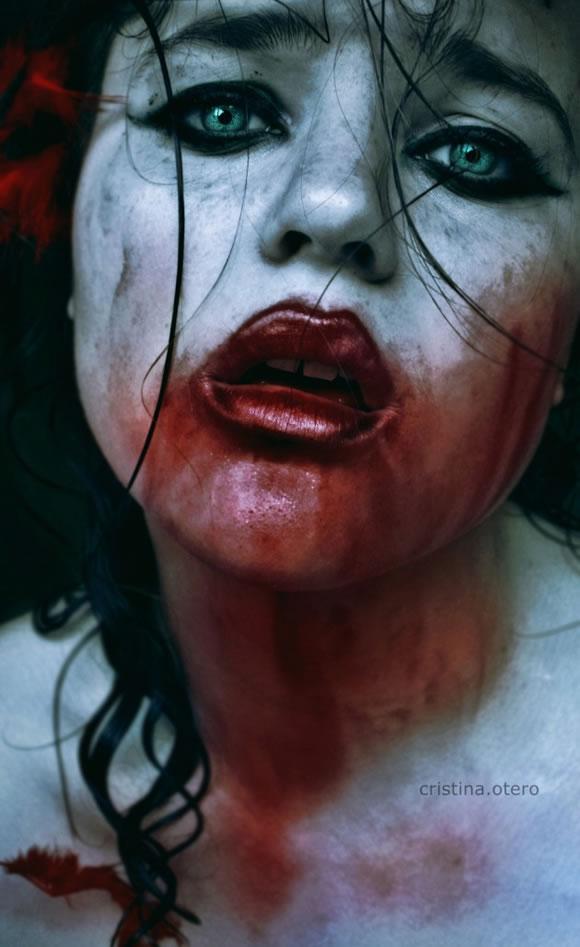 Rostros hermosos y de terror Cristina Otero (28)