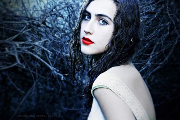 Rostros hermosos y de terror Cristina Otero (18)