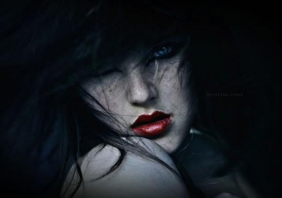 Rostros hermosos y de terror Cristina Otero (5)