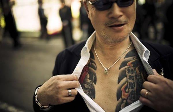 Los Yakuza por Aston Kusters (1)
