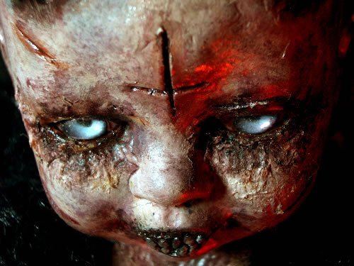 El diablo en pañales - Marcianos