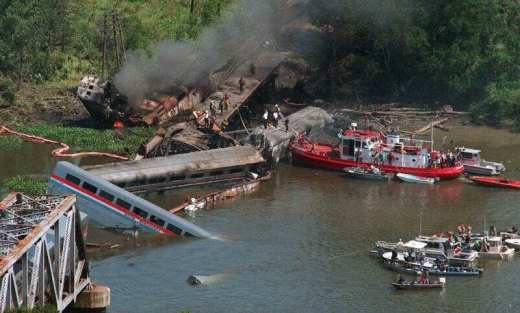 Desastre tren Bihar