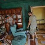 La casa de Gaddafi