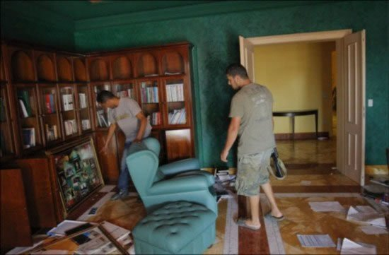 Gaddafi house (7)
