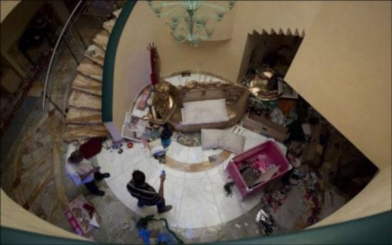 Gaddafi house (4)