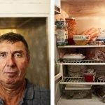 Dentro del refrigerador