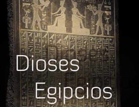 dioses egepcios