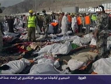 Accidentes más trágicos de la historia Hajj-1990