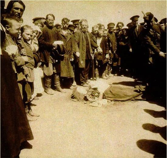 Tragedia en khodynka