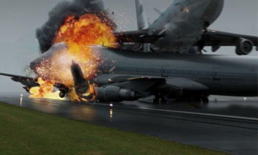 Accidentes más trágicos de la historia Tenerife-colision