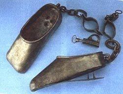 Zapatos de castigo