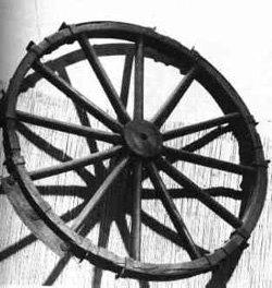 Rompiendo con la rueda