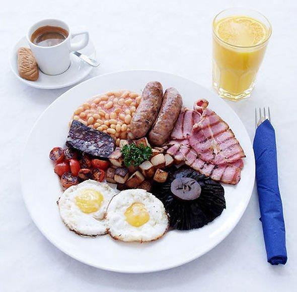 Desayunos alrededor del mundo marcianos for Desayuno frances tradicional