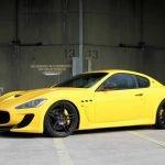 Maserati GranTurismo MC Stradal – Novitec