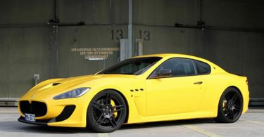 Maserati GranTurismo MC Stradal - Novitec (1)