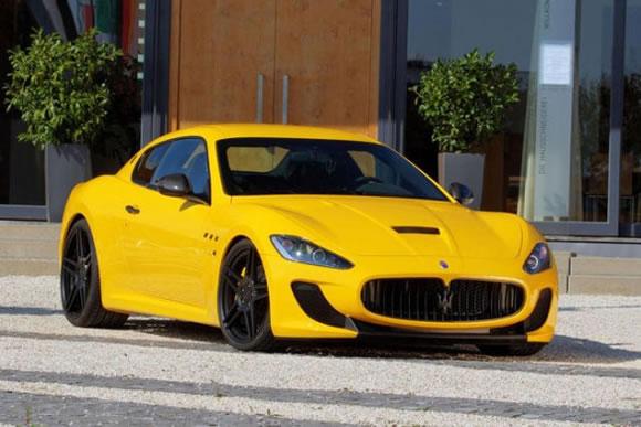 Maserati GranTurismo MC Stradal - Novitec (7)