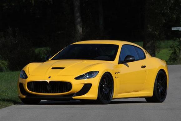 Maserati GranTurismo MC Stradal - Novitec (6)